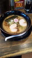 「武士系豚骨ラーメン」@麺屋ZERO1 恵比寿東口店の写真