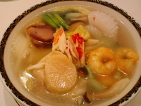 「五目麺 2100円」@銀座アスター ベルシーヌ大森の写真
