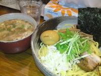 「特製つけ麺」@つけ麺 椿の写真