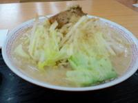 「小二郎ラーメン 780円」@東部湯の丸サービスエリア(上)の写真