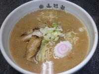 「味噌ラーメン(750円)大盛(150円)」@らーめん神田 山形家の写真