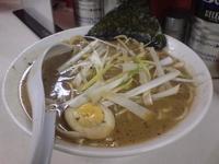 「ネギ 味噌ラーメン」@ラーメン 日本一の写真
