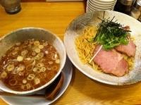 「特製塩つけ麺」@彩色ラーメン きんせい 総本家 高槻栄町の写真