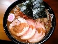 「特製中華そば(880円)」@中華蕎麦 とみ田の写真
