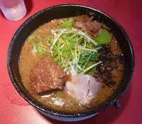 「胡麻みそラー麺(大盛り)(790円)」@301餃子の写真