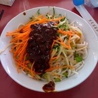 「ジャージャー麺」@北京醤油面飯店の写真