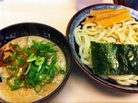 「こってりつけ麺(数量限定)」@麺屋 ジョニー ベルロード店の写真