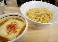 「カレーチーズつけ麺 【850円】」@つけ麺 麺也 時しらずの写真