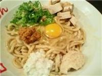 「ガッツ麺DX 780円」@日の出らーめん 横浜桜木町本店の写真