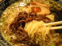 「醤油ラーメン(大盛)」@めんや宮田の写真