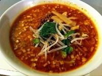 「味噌坦々麺+替え玉」@まる担 おがわの写真