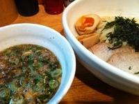 「つけ麺(200g)★800円」@麺みやざわの写真