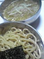 「煮番搾り¥880」@つけめん 三三㐂の写真