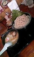 「つけ麺700円」@大黒屋本舗 野田店の写真