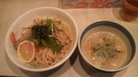 「シャケつけ麺」@麺や 庄のの写真