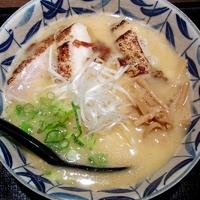 「濃厚鶏そば」@ブラウン製麺所の写真