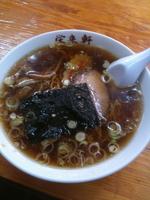 「拉麺 ¥500」@栄来軒の写真