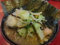 「チャーシュー麺+野菜畑」@環2家の写真