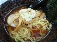 「醤油ラーメン 650円」@めん処 大森らーめんの写真