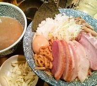 「和えつけ鶏白湯そば+チーズ(880円+50円)」@麺屋 一燈の写真