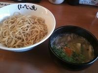 「かきときのこの柚子塩つけ麺」@らーめん ほっぺ家の写真
