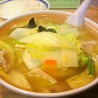 「肉野菜ラーメン」@栃尾の写真