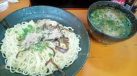 「つけ麺大¥700+コラーゲンサービス」@味彩の写真