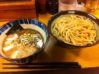 「煮番搾り」@つけめん 三三㐂の写真