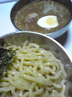 「剛つけ麺¥780」@日の出らーめん 横浜桜木町本店の写真