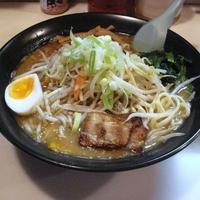 「野菜みそラーメン 780円」@麺屋ゆうの写真