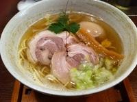 「煮干塩」@麺舎 ヒゲイヌの写真