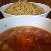 「つけめん塩(¥700)+大盛(¥0)」@麺家 彩華 池上店の写真