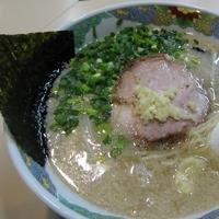 「らーめん 700円」@にんにくやの写真