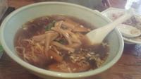 「ラーメン・セット炒飯 850円」@中華ランタンの写真
