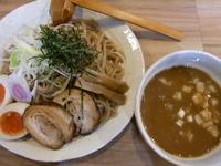 「特製つけ麺 850円」@極麺 大森の写真