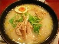 「鶏ゆず塩らーめん 690円」@ちりめん亭 蒲田東店の写真