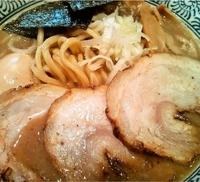 「1月10日限定 一燈豚魚β(ラーメン)750円」@麺屋 一燈の写真