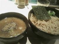 「濃厚極太つけ麺(並)800円」@つけめんSAWAの写真