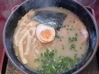 「鶏骨ラーメン 700円」@麺's たぐちの写真