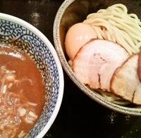 「1月10日限定 豚骨魚介β(つけ麺)780円」@麺屋 一燈の写真