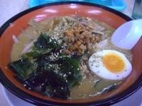 「こく味噌らー麺」@麺屋 がむしゃらの写真