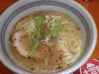 「Cセット(天然塩ラーメン+チャーマヨ丼)780円」@尼崎 塩元帥の写真