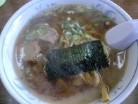 「醤油らーめん(550円)」@かっぱ食堂の写真