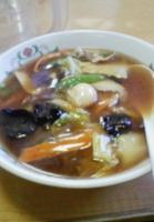 「広東麺」@餃子の王将 君津店の写真