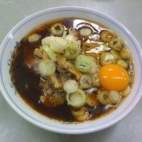 「中華そば小(¥700)+生玉子(¥50)」@大喜 駅前店の写真