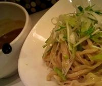 「濃厚海老つけ麺(300g)」@二代目 けいすけ 海老そば外伝の写真