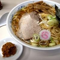 「辛味ラーメン 800円」@大勝軒 滝野川店の写真