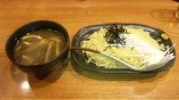 「鴨つけ麺」@らーめん むつみ屋 東松山支店の写真