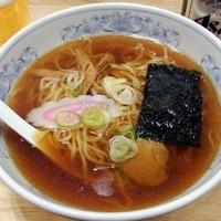 「満州ラーメンと餃子のセット」@ぎょうざの満州 熊谷駅店の写真