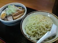 「野菜つけ麺」@優勝軒 仙台国分町店の写真